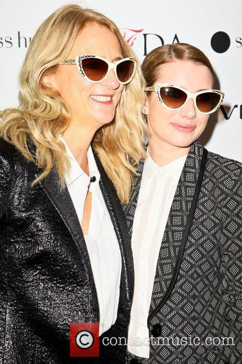 nanette lepore and emma roberts the vogue 5935769