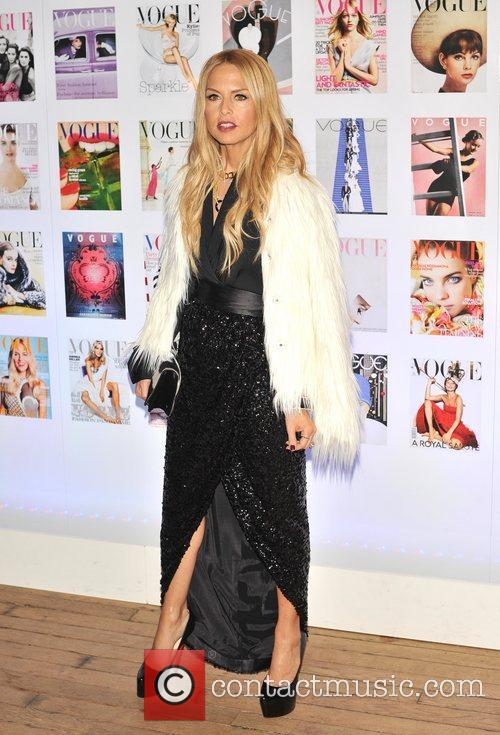 The Vogue Festival 2012 held at the Royal...