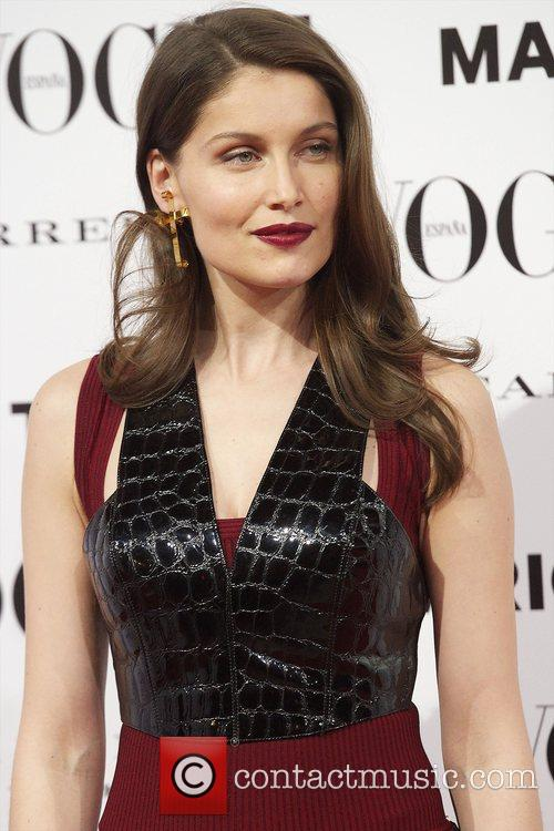 Laetitia Casta, Vogue December Issue Launch, Party, Palacio Fernan Nunez. Madrid and Spain 1