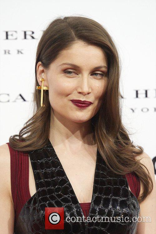Laetitia Casta, Vogue December Issue Launch, Party, Palacio Fernan Nunez. Madrid and Spain 2