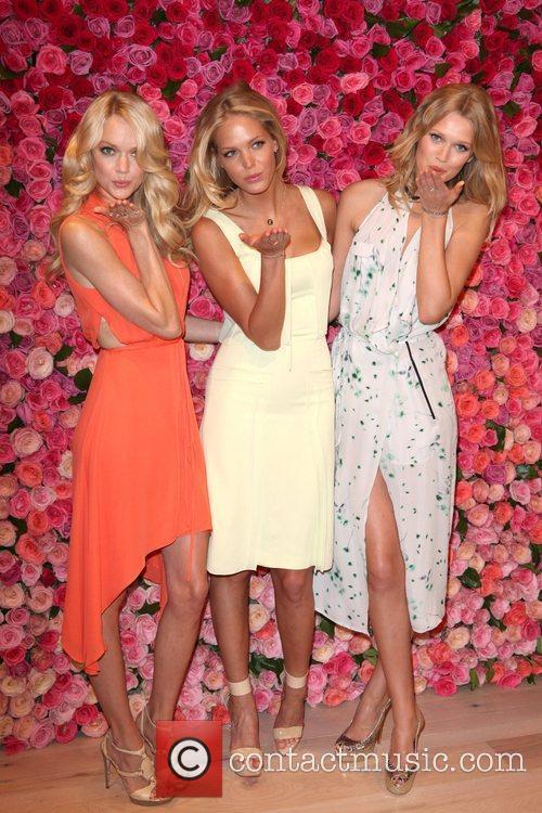 Erin Heatherton and Victoria's Secret 5