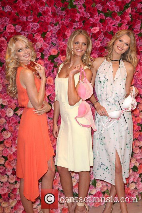 Erin Heatherton and Victoria's Secret 7