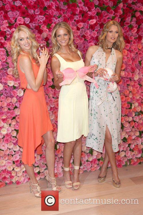 Erin Heatherton and Victoria's Secret 9