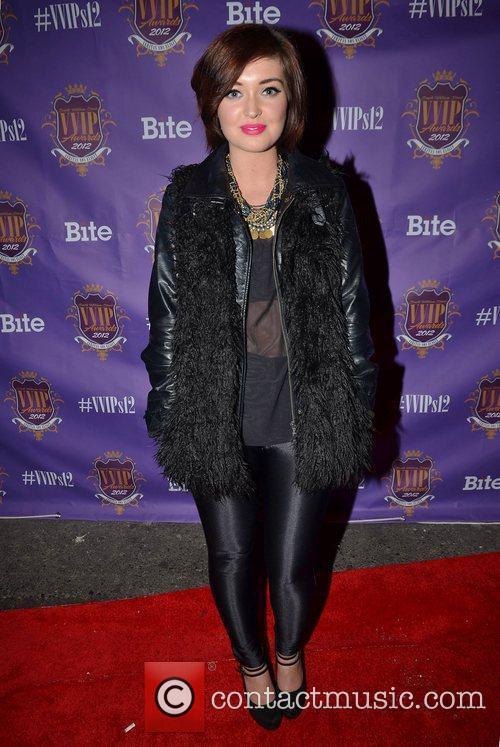 Eva Jane Gaffney,  at the VVIP Awards...