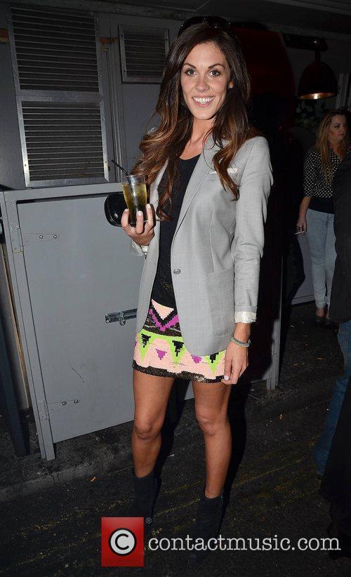 Glenda Gilson,  at the VVIP Awards 2012...