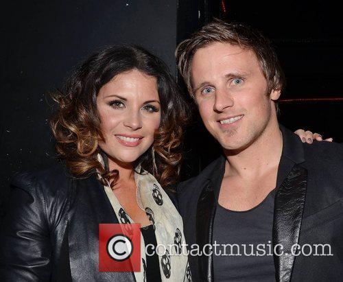 Lisa Cannon & Richard Keatley,  at the...