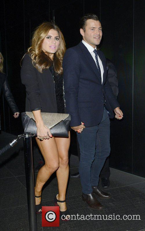 Mark Wright and Zoe Hardman 2