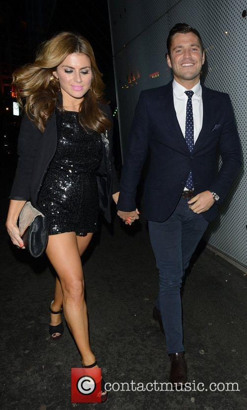 Mark Wright and Zoe Hardman 3