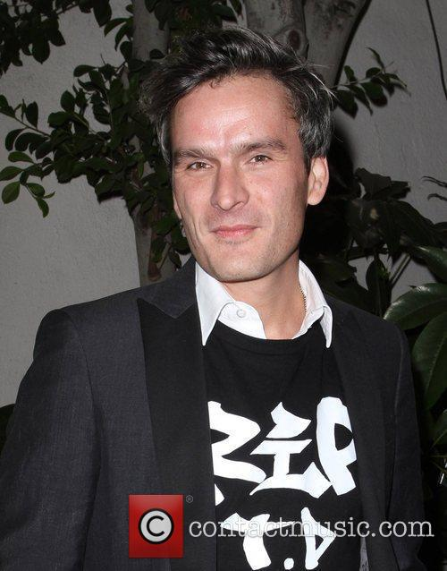 Balthazar Getty and Golden Globe 3