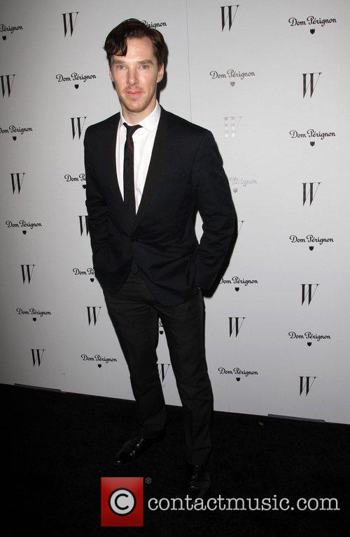 Benedict Cumberbatch and Golden Globe 2
