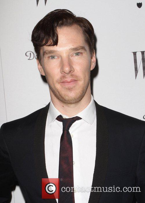Benedict Cumberbatch and Golden Globe 4