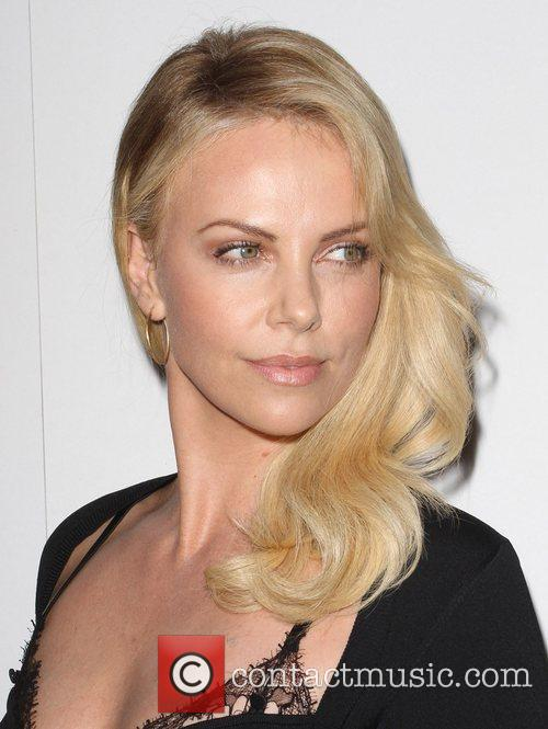 Charlize Theron W Magazine's great performances issue and...