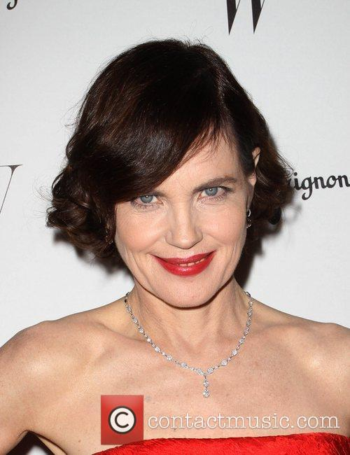 Elizabeth McGovern W Magazine's great performances issue and...