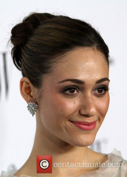 Emmy Rossum and Golden Globe 10