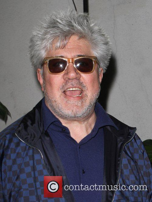 Pedro Almodovar and Golden Globe 2