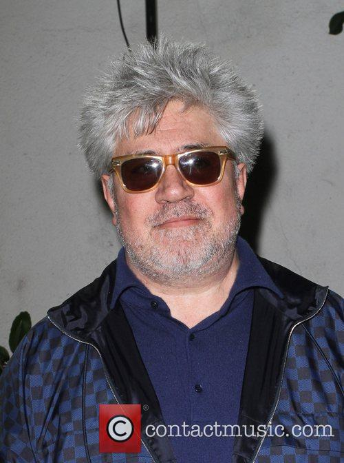Pedro Almodovar and Golden Globe 3