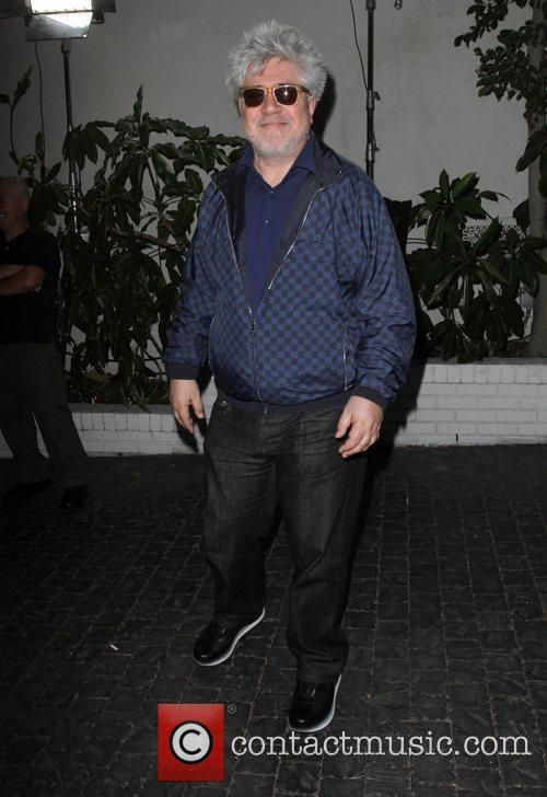 Pedro Almodovar and Golden Globe 1