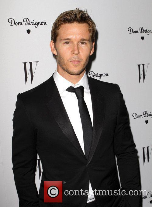 Ryan Kwanten and Golden Globe 6