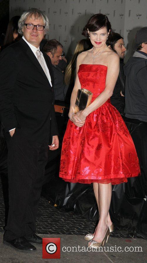 W Magazine's 69th Annual Golden Globe Awards Celebration...