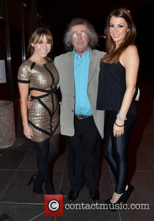 Adele Silva, Michael Flynn, Matress Mick and Natasha Giggs 2
