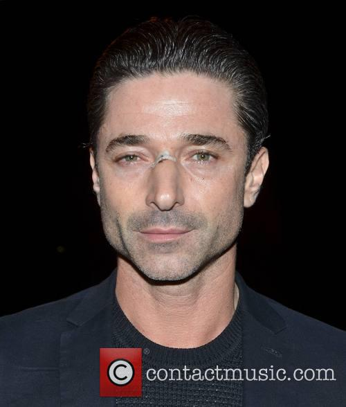 Jake Canusso Celebrities outside the RTE studios for...