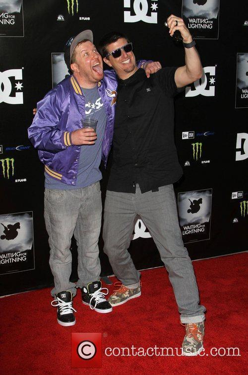 Nick Swardson and Ken Block 2