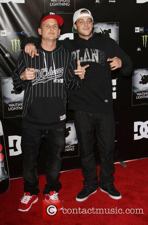 Rob Dyrdek and Ryan Sheckler