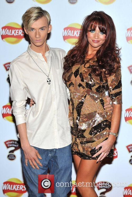 Harry Derbidge and Amy Childs Walkers 'What's That...