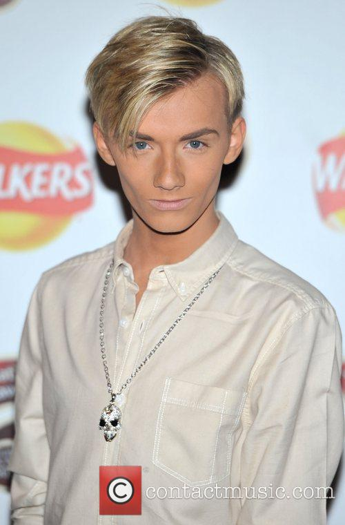 Harry Derbidge Walkers 'What's That Flavour' - launch...
