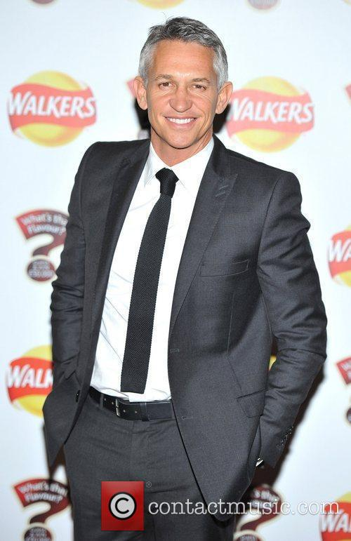 Gary Lineker Walkers 'What's That Flavour' - launch...