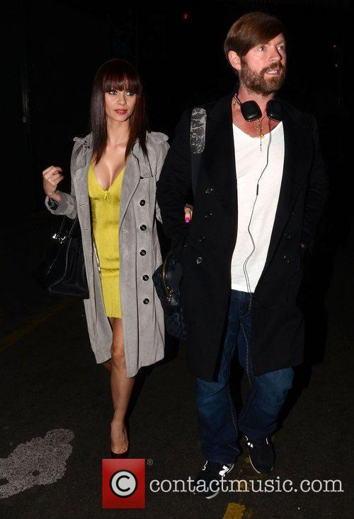 Jessica Jane Clement and fiance Lee Stafford,...