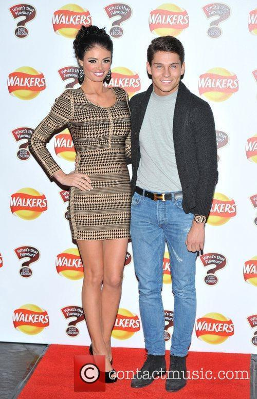 Chloe Sims and Joey Essex Walkers 'What's That...