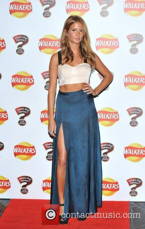 Millie Mackintosh Walkers 'What's That Flavour' - launch...