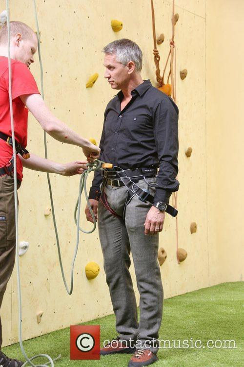 Walker's deep ridged crisps - Britain's tallest climbing...