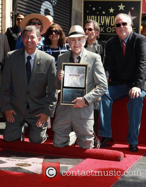 Leonard Nimoy and Walter Koenig 6