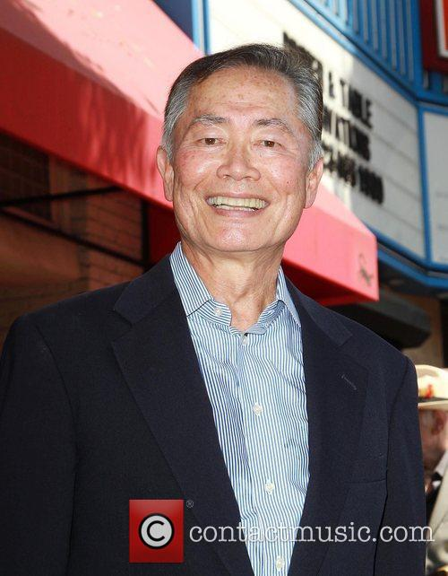 George Takei and Star On The Hollywood Walk Of Fame 10