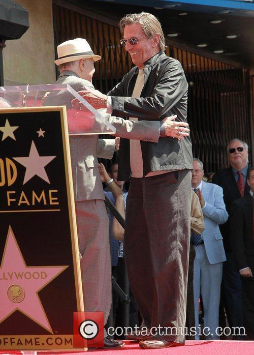 Leonard Nimoy, Walter Koenig and Star On The Hollywood Walk Of Fame 7
