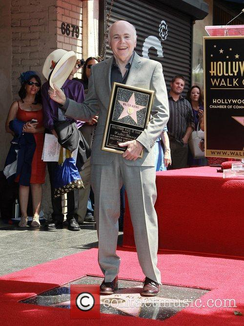 Walter Koenig and Star On The Hollywood Walk Of Fame 9