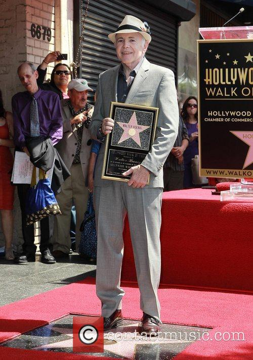 Walter Koenig and Star On The Hollywood Walk Of Fame 10