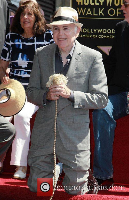Walter Koenig and Star On The Hollywood Walk Of Fame 5