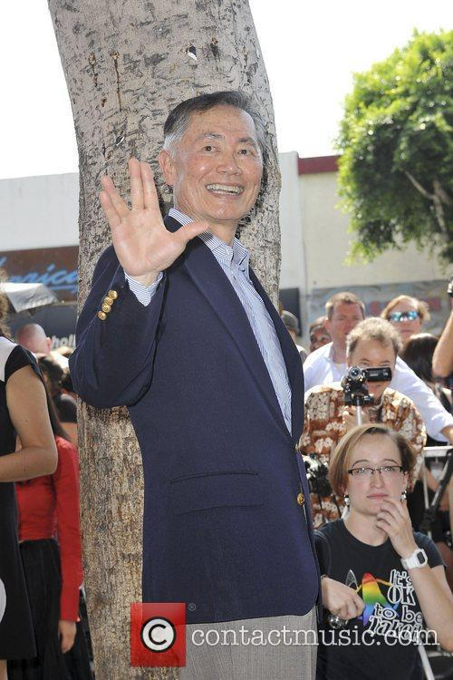 George Takei and Star On The Hollywood Walk Of Fame 11