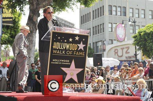 Leonard Nimoy, Walter Koenig and Star On The Hollywood Walk Of Fame 8