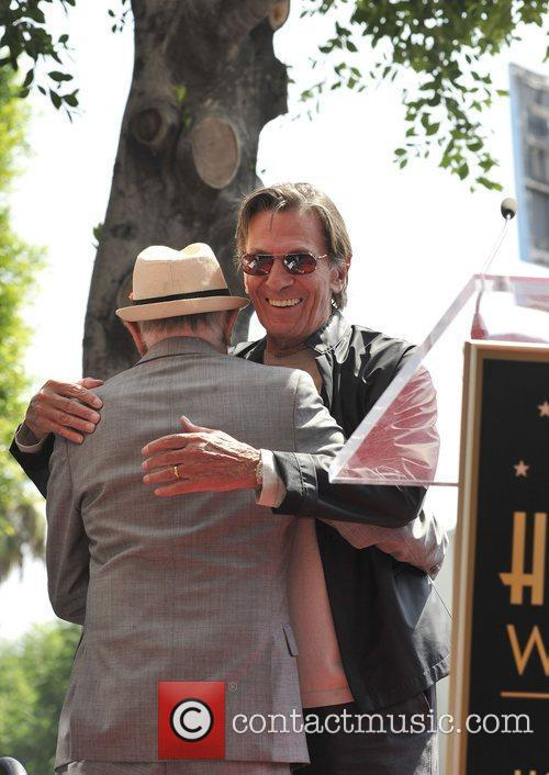 Leonard Nimoy, Walter Koenig and Star On The Hollywood Walk Of Fame 9