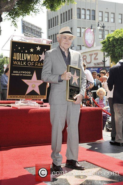 Walter Koenig and Star On The Hollywood Walk Of Fame 11