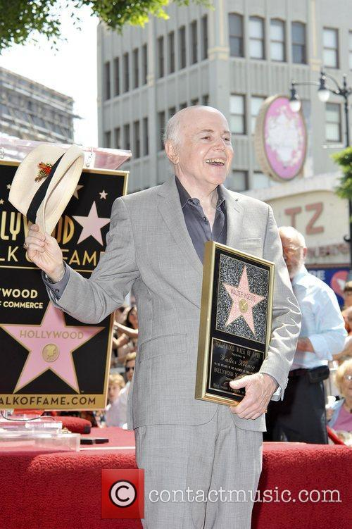 Walter Koenig and Star On The Hollywood Walk Of Fame 15