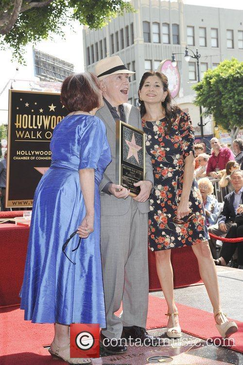 Walter Koenig and Star On The Hollywood Walk Of Fame 3