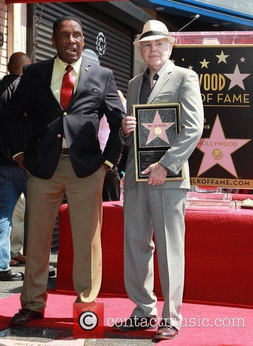 Herbert, Walter Koenig and Star On The Hollywood Walk Of Fame 3