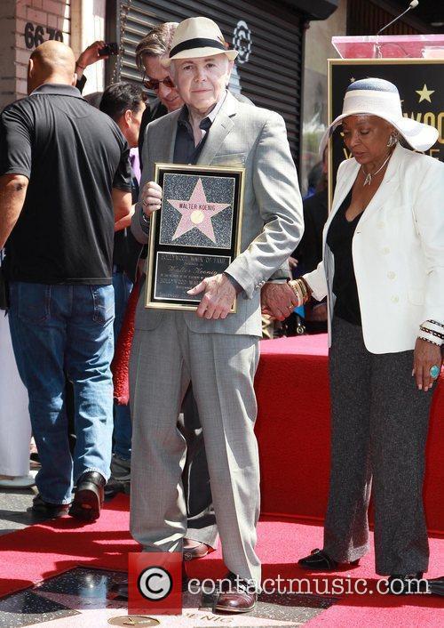 Walter Koenig, Nichelle Nichols, Star On The Hollywood Walk Of Fame