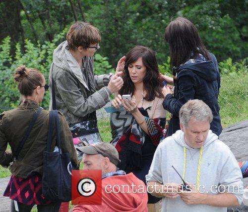 Kristen Wiig, Ben Stiller and Central Park 2