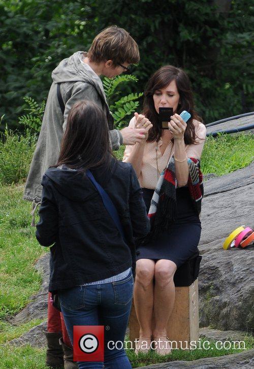 Kristen Wiig, Ben Stiller and Central Park 3